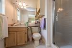 Bathroom at 12220 234 Street, East Central, Maple Ridge