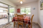 Eating Area at 12220 234 Street, East Central, Maple Ridge