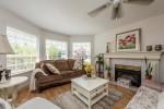 Living Room at 12220 234 Street, East Central, Maple Ridge