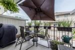Back Deck at 25 - 10151 240 Street, Albion, Maple Ridge