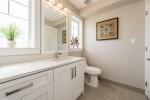Bathroom at 25 - 10151 240 Street, Albion, Maple Ridge
