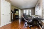 Dining Room being used as an office at 307 - 5454 198 Street, Langley City, Langley