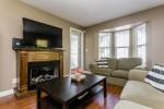 Living Room at 307 - 5454 198 Street, Langley City, Langley