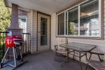 Balcony and View of Green Space at 307 - 5454 198 Street, Langley City, Langley