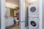 Laundry at 307 - 5454 198 Street, Langley City, Langley