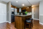 Beautiful Kitchen and Spacious Foyer at 307 - 5454 198 Street, Langley City, Langley
