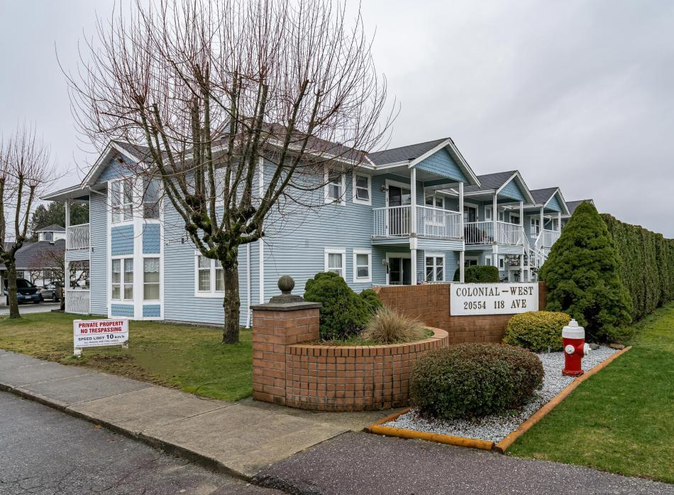 #18 - 20554 118 Avenue, Maple Ridge