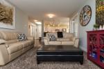 Lovely Living Room at 506 - 1225 Merklin Street, White Rock Rock,