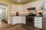 Bright Kitchen at 506 - 1225 Merklin Street, White Rock Rock,
