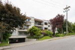Front of Building from across the street at 506 - 1225 Merklin Street, White Rock Rock,
