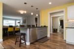 Kitchen and Eating Area at 506 - 1225 Merklin Street, White Rock Rock,