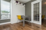 Bright Den with Murphy Desk at 506 - 1225 Merklin Street, White Rock Rock,