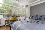 Den with Murphy Bed at 506 - 1225 Merklin Street, White Rock Rock,