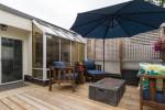 Outdoor Living at 506 - 1225 Merklin Street, White Rock Rock,