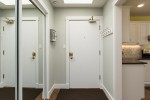 Foyer at 506 - 1225 Merklin Street, White Rock Rock,